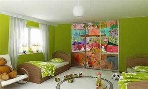 Kinderzimmer Für 2 Kinder : kinderzimmer 2 kindern ~ Lizthompson.info Haus und Dekorationen