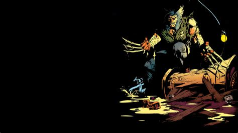 Wolverine X Men Black Hd Wallpaper Anime Wallpaper Better