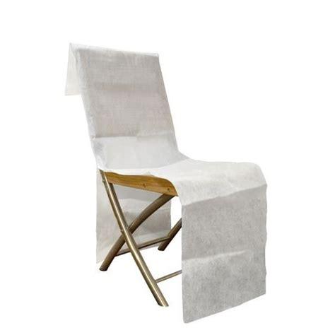 housse de chaise blanche housse de chaise blanche pas cher