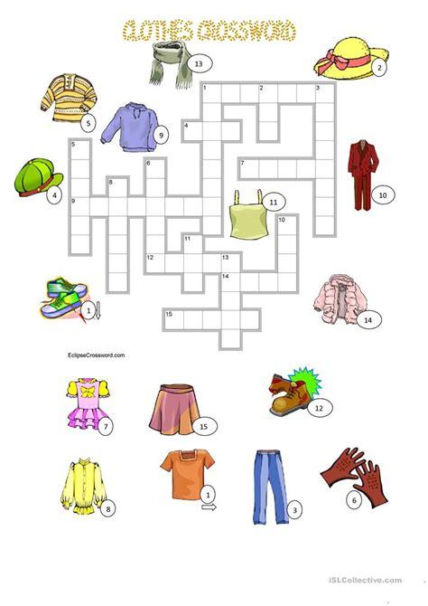 worksheets esl clothes worksheets clothes worksheet exle