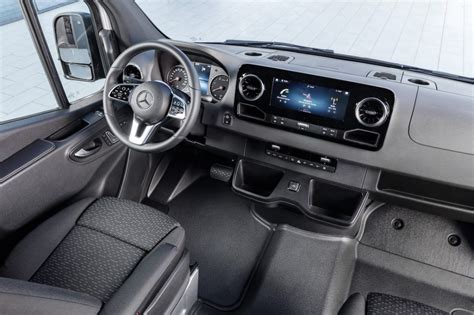 32 best 2019 mercedes benz ml350 interior can be beneficial inspiration for those who seek an image according specific categories; New 2019 Mercedes-Benz Sprinter Van Goes For Lower Price, Gas Power, and More Tech! (Review ...