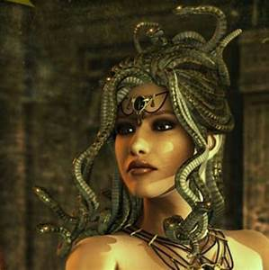 Medusa Mystical Pinterest