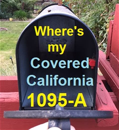 1095 a dispute form where is the covered california 1095 a