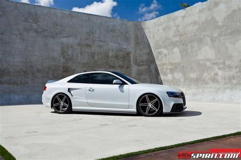 amazing audi rs5 new car spirit amazing audi rs5 with cv5 vossen wheels