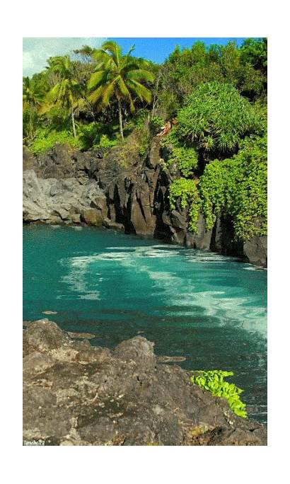 Hawaii Road Google Maui 방문하기 Hana Uploaded