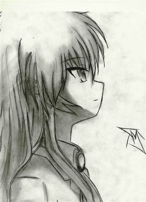 Photos Anime And Drawing Best Drawing Sketch Best Anime Drawings Pencil Drawing