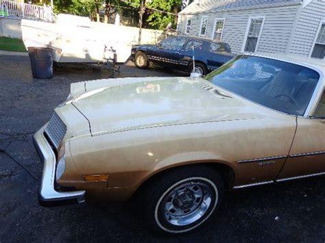 Buy Used 1977 Chevrolet Camaro Type Lt In Melrose Park