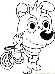 pound puppies axel coloring page  pound puppies coloring pages coloringpagescom