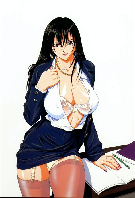 Most Famous And Sexiest Of Anime And Hentai Babes
