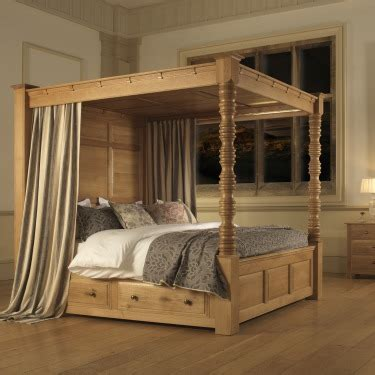 traditional  poster bed  balmoral  poster bed
