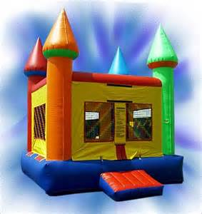 Bounce House Clip Art Free