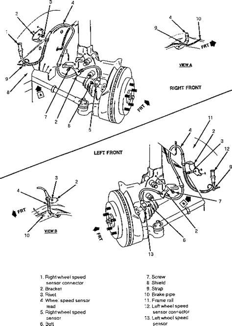 | Repair Guides | Anti-lock Brake System | Teves Ii System