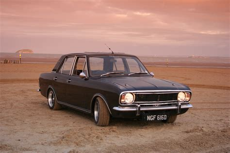 Andy625 1964 Ford Cortina Specs, Photos, Modification Info