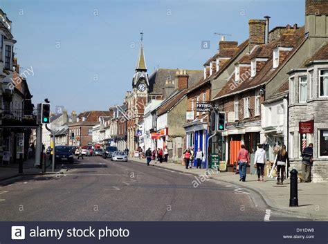 Wareham Town, Dorset, Britain, Uk Stock Photo