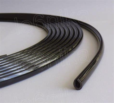 car door edge guards 3m black car door edge guard protector moulding trim