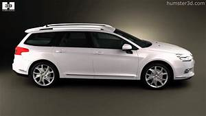 Citroen C5 Tourer 2011 By 3d Model Store Humster3d Com