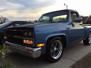 Custom 1984 Chevrolet C10 Pickup For Sale