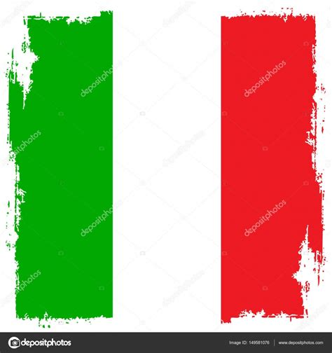 italian flag vector illustration stock italian flag in the background grunge style stock ital