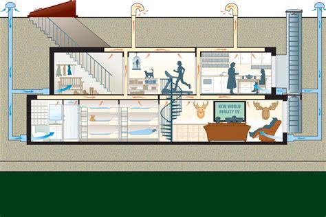 how to design a basement floor plan doomsday preppers bunker bunker east magazine