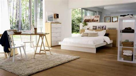 chambre style scandinave le tapis de sol pour la chambre à coucher archzine fr