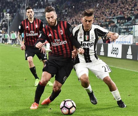 LIVE AC Milan - Juventus - Serie A - 11 November 2018 - Eurosport