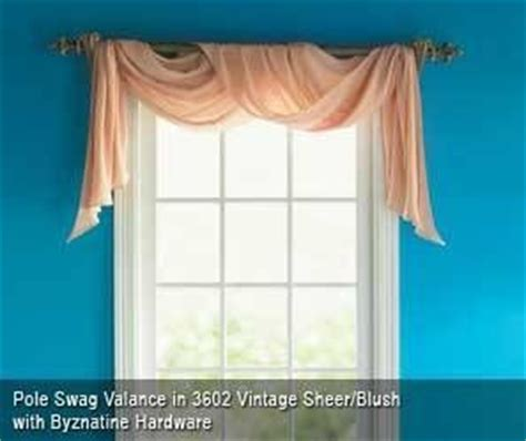 How To Drape Window Scarves - 1000 ideas about scarf valance on valances