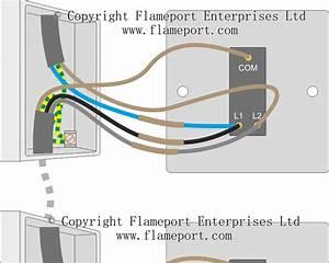 2 Light Switch Wiring Diagram