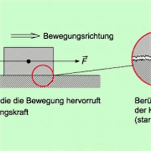 Rollreibung Berechnen : reibung und reibungskr fte in physik sch lerlexikon lernhelfer ~ Themetempest.com Abrechnung