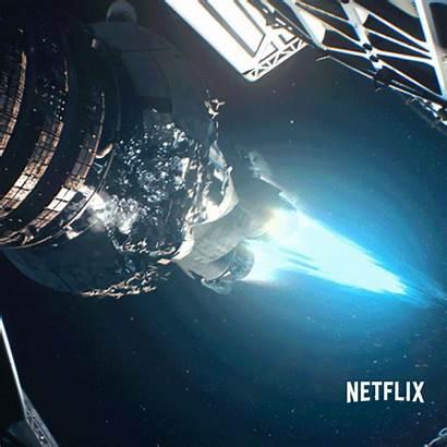 Lost Space Netflix Giphy Scifi Gifs Tweet
