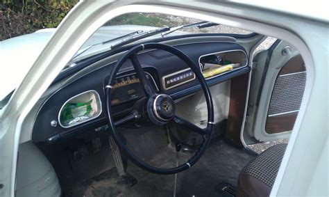 renault 4 interior renault dauphine pictures posters news and videos on