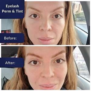 Eyelash Extensions versus Eyelash Perm and Tint - Run Eat ...