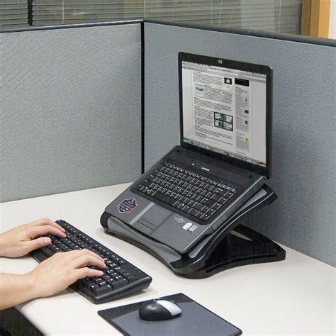 lapboard multi function laptop cooling station by aidata ergocanada detailed specification page