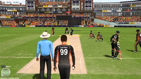 ashes cricket 2013 gameplay and commentary youtube