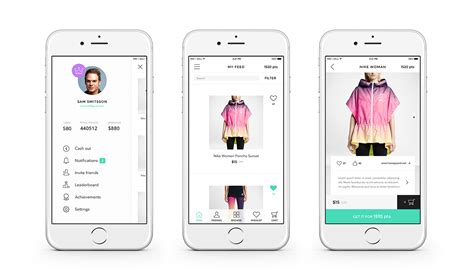 mobile shopping app projects anadea