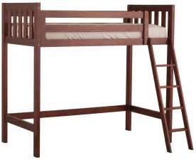 canwood canwood alpine ii loft bed by oj commerce 266 89
