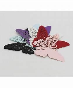 Achat Deco Mariage : achat accessoires et d corations de mariage et f tes 50 papillons marque place ~ Teatrodelosmanantiales.com Idées de Décoration