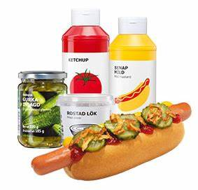 Hot Dog Set Ikea : ikea hot dog party paket f r 20 spa f r 32 personen ~ Watch28wear.com Haus und Dekorationen