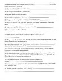 7th Grade Science Worksheets Cells 7th Grade Science The Knownledge
