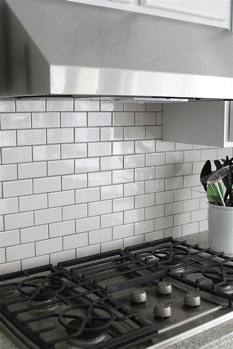 subway backsplash tiles kitchen subway tile kitchen backsplash how to withheart