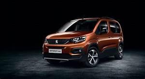 Peugeot Rifter Interieur : nuevo peugeot rifter el sustituto del peugeot partner ~ Dallasstarsshop.com Idées de Décoration