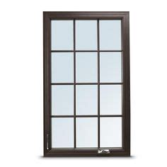 aluminum casement windows  home feel  home windows   casement windows house