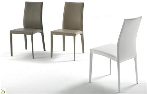 Sedia moderna da soggiorno Kefir di Bontempi   Arredo