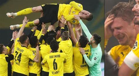 178.775 (ø 5.587 pro spiel) gelbe karten: Borussia Dortmund Dfb Pokal 2021