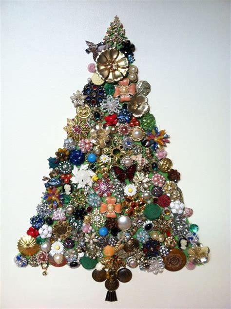 christmas decor trees   jewelry tmvbijoux