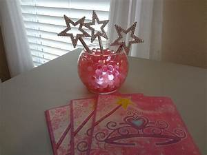Princess Party Ideas with Water Beads