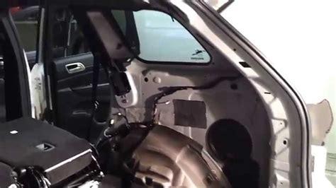 jeep grand cherokee oem backup camera install youtube