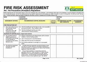 Risk assessment template download template update234com for Risk assessment program template