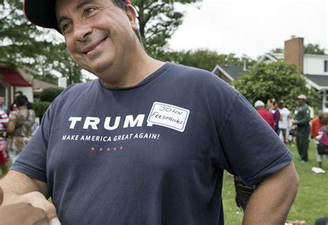 John Fredericks, who predicted Trump's rise, overcame a ...