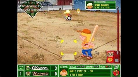 Backyard Baseball Download Free Full Game