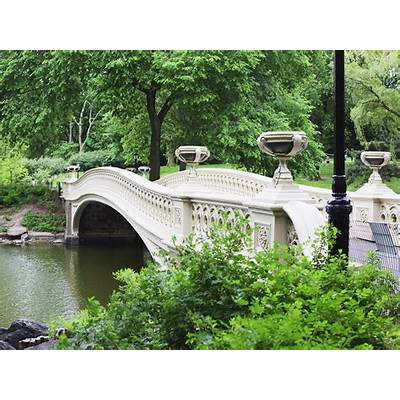 Bow Bridge Central Park ManhattanWanderlustPinterest
